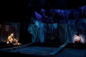 北九州芸術劇場+市民共同創作劇『Re:北九州の記憶』公演写真(撮影:藤本彦)