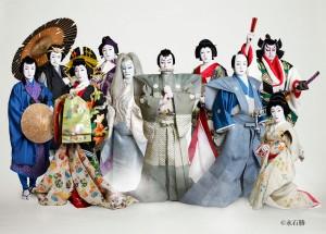 二月花形歌舞伎『伊達の十役』©永石勝