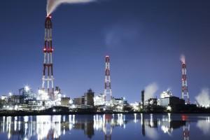 北九州芸術工業地帯2015 演劇的工場夜景ツアー『ひかりとけむり』