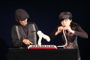 人形劇団京芸 おもしろげきじょう『ひとがたくん』