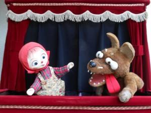 人形劇団ののはな『あかずきんちゃん』『いいものみ~つけた』