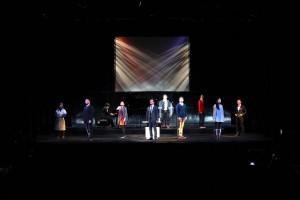 ユニット「あんてな」『ピアノトボク』公演写真
