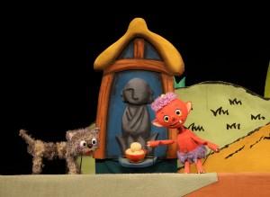 人形劇団えりっこ『へそどろぼう』