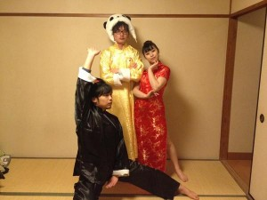 不思議少年『スキューバ』出演者(左から宇都宮誠弥、大迫旭洋、森岡光)