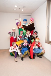 G・E-JAPANエンターテイメント・カレッジ クラウン名作劇場『お道化るちから~クラウン誕生物語』