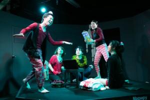 非・売れ線系ビーナス第19回公演『恋するマリールー』
