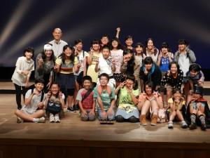 演劇ワークショップ「みまた座」11期生