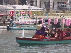 紫川 語り部屋形船 2015