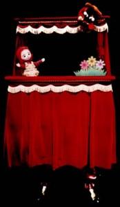 人形劇団ののはな『スーパー人形劇』『あかずきんちゃん』