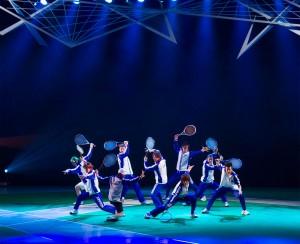 ミュージカル『テニスの王子様』©許斐 剛/集英社・NAS・新テニスの王子様プロジェクト