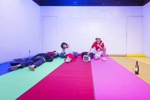 岡崎藝術座『+51 アビアシオン,  サンボルハ』@STスポット(横浜) (C)富貴塚悠太 (C)Yuta Fukitsuka