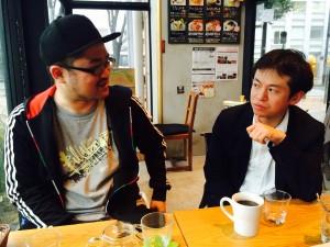 (左から)池浦さだ夢と永野宗典