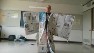 『アンティゴネ』衣装のプロトタイプ