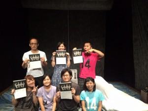 AMCFプロデュース 劇団HIT!STAGE×14+合同公演『血の家』メンバー