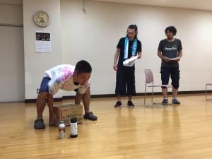 ドリームダン 第9回公演『ダイヤモンド』稽古風景
