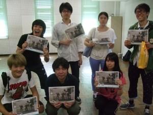 九州大学箱崎キャンパス演劇部訪問