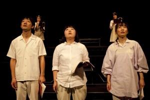 北九州芸術劇場+市民共同創作リーディング『Re:北九州の記憶』(撮影:藤本彦)