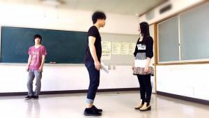 演劇創作館椿楼 第8回公演『変わらないものなんて何一つない』稽古風景