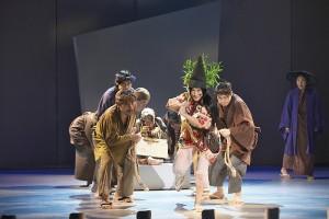 オペラシアターこんにゃく座 オペラ『おぐりとてるて ─説経節「小栗判官照手姫」より─』公演写真