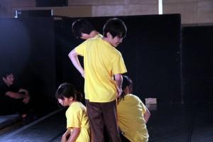ハコベラ『走れ!メロス〜72 HOUR MELOS LEGEND〜』舞台写真