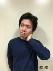 モデルのように立ってと言われた田坂哲郎(非・売れ線系ビーナス)