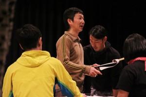 北九州芸術劇場リーディングセッションvol.26『会議』稽古風景(提供:北九州芸術劇場)