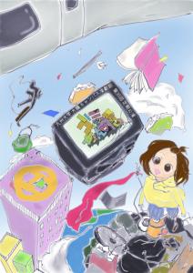九州大学大橋キャンパス演劇部 定期公演『ゴミくずちゃん可愛い』