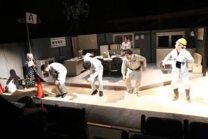 劇団ピロシキマン 第3回公演『現場にて』公演写真