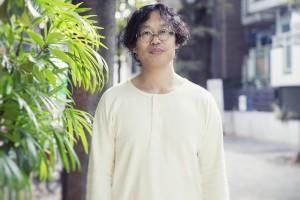 岡田利規(c)Kikuko Usuyama