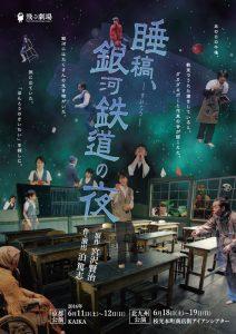 飛ぶ劇場『睡稿、銀河鉄道の夜』