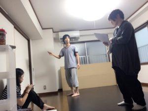 想組~こころぐみ~ 『博多歌舞姫公演』稽古風景