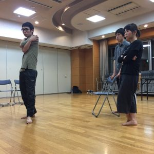 演劇ユニットそめごころ 第7回本公演『ちずとあゆむ』