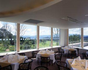 インターナショナルゴルフリゾート京セラ内のレストラン