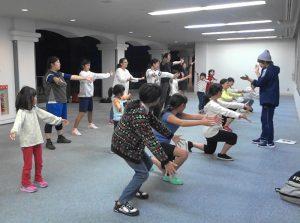 AKM-アミューズ 第1回公演『ミュージカルおさい2017~それぞれの思い~』稽古風景