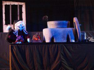 舞台アート工房・劇列車 第19回定期公演 人形劇『注文の多い料理店』