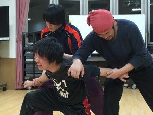 劇団ZIG.ZAG.BITE RESPECT #3『蒲田行進曲』稽古風景