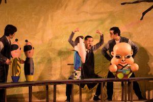 デフ・パペットシアター・ひとみ 第14回全国公演作品『河の童-かわのわっぱ-』