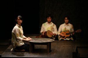 劇団こふく劇場 第15回公演『ただいま』(撮影:税田輝彦)