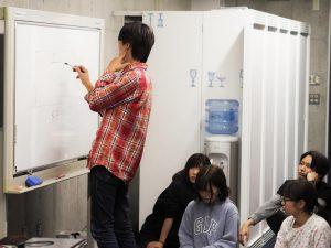 ナシカ座 第3回公演『愛されたい娘と愛せない母』稽古風景(内田好政)