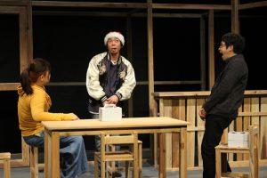飛ぶ劇場 vol.40『わたしの黒い電話』北九州公演