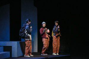 ベッド&メイキングス 第6回公演『こそぎ落としの明け暮れ』(撮影:露木聡子)